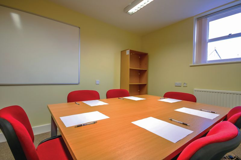 Meeting Rooms For Hire in Sleaford Tealby Room