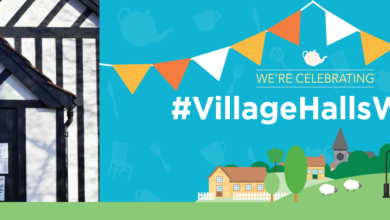#VillageHallsWeek is Here!