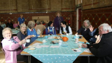 Join us in June with a Community Cuppa