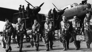 Come to a concert inspired by the airmen of Bomber Command