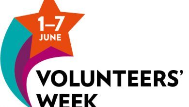 Thank you to all our Volunteers